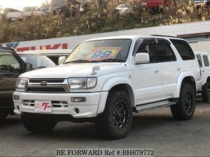 Used 1996 TOYOTA HILUX SURF BH679772 for Sale