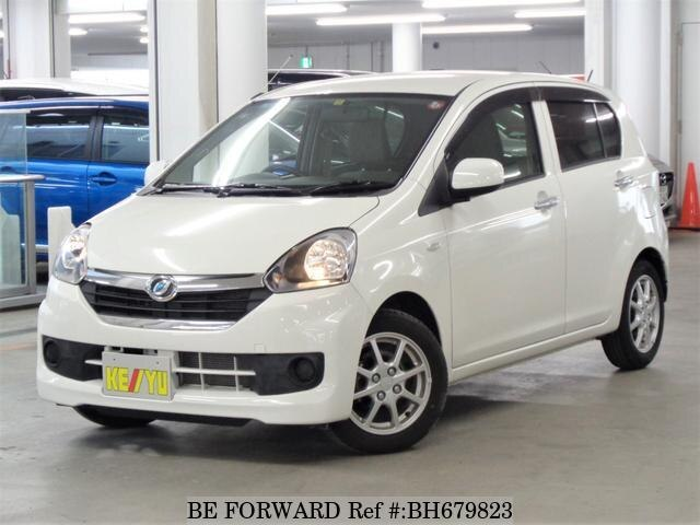 Used 2015 DAIHATSU MIRA ES BH679823 for Sale