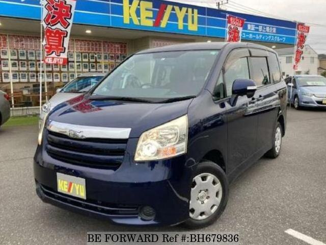 Used 2009 TOYOTA NOAH BH679836 for Sale