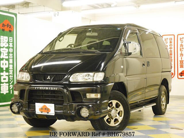 Used 2005 MITSUBISHI DELICA SPACEGEAR BH679857 for Sale