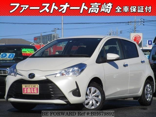 Used 2018 TOYOTA VITZ BH679892 for Sale