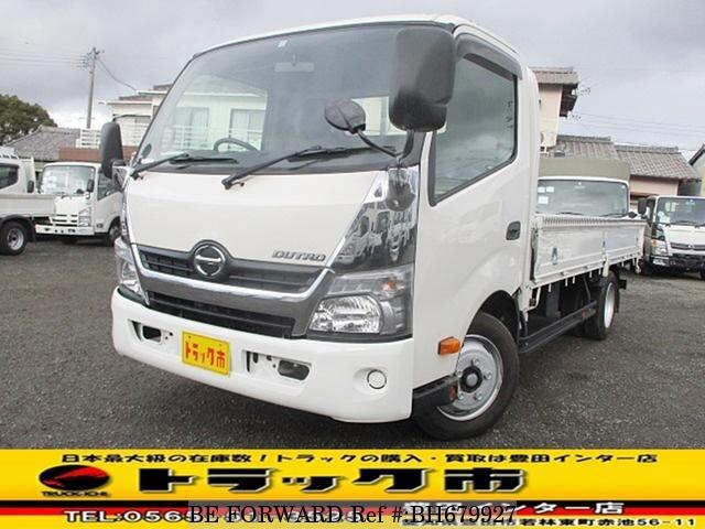 Used 2018 HINO DUTRO BH679927 for Sale