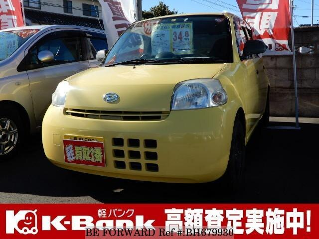 Used 2010 DAIHATSU ESSE BH679930 for Sale