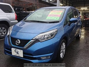 Used 2016 NISSAN NOTE BH679945 for Sale