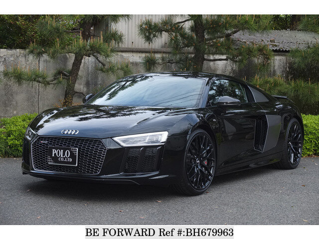 Used 2018 AUDI R8 BH679963 for Sale
