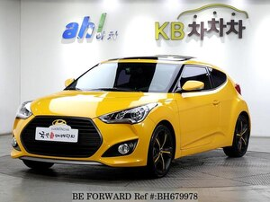 Used 2013 HYUNDAI VELOSTER BH679978 for Sale