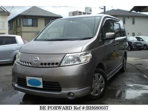 Used 2006 NISSAN SERENA BH680037 for Sale