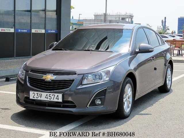 Used 2014 CHEVROLET CRUZE BH680048 for Sale