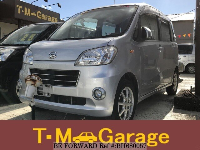 Used 2012 DAIHATSU TANTO BH680057 for Sale