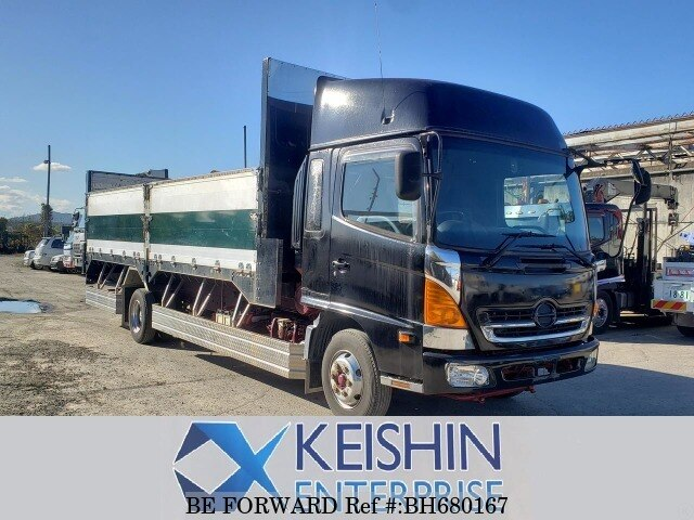 Used 2004 HINO RANGER BH680167 for Sale