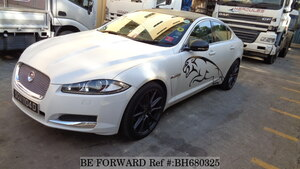 Used 2014 JAGUAR XF BH680325 for Sale