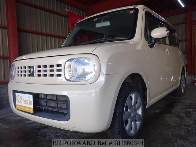 Used 2011 SUZUKI ALTO BH680344 for Sale