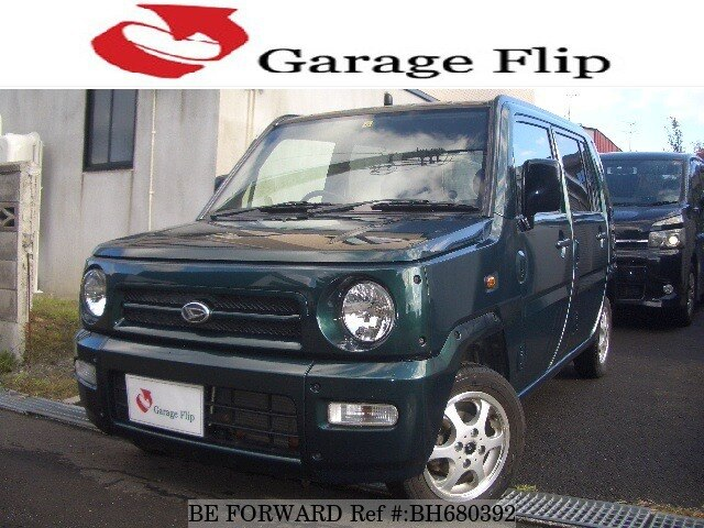 Used 2003 DAIHATSU NAKED BH680392 for Sale