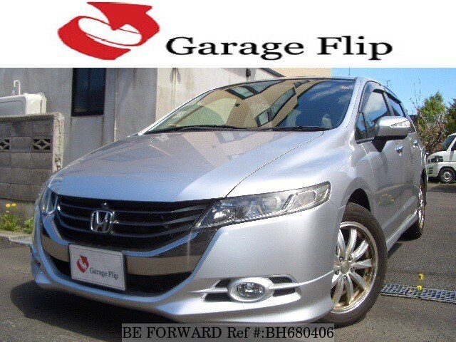 Used 2010 HONDA ODYSSEY BH680406 for Sale