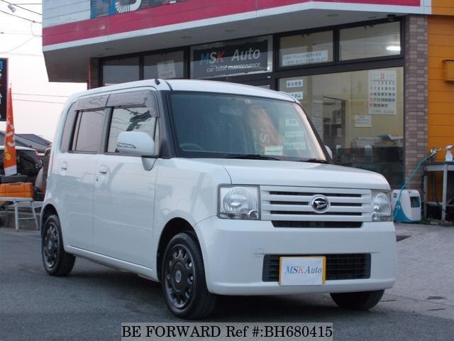 Used 2010 DAIHATSU MOVE CONTE BH680415 for Sale