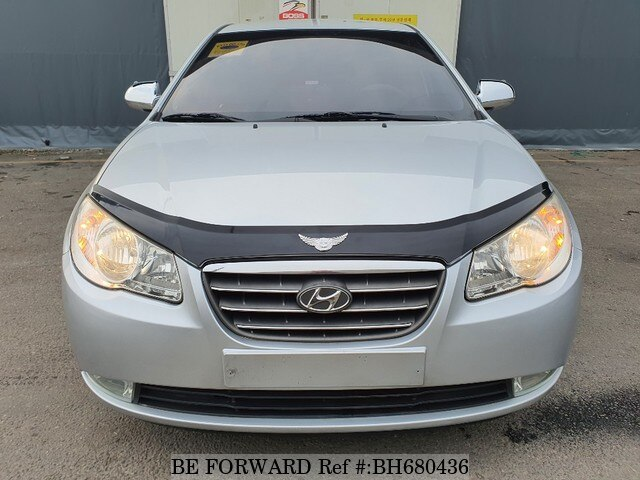 Used 2007 HYUNDAI AVANTE (ELANTRA) BH680436 for Sale