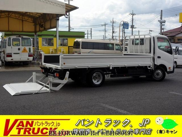 Used 2014 HINO DUTRO BH680497 for Sale