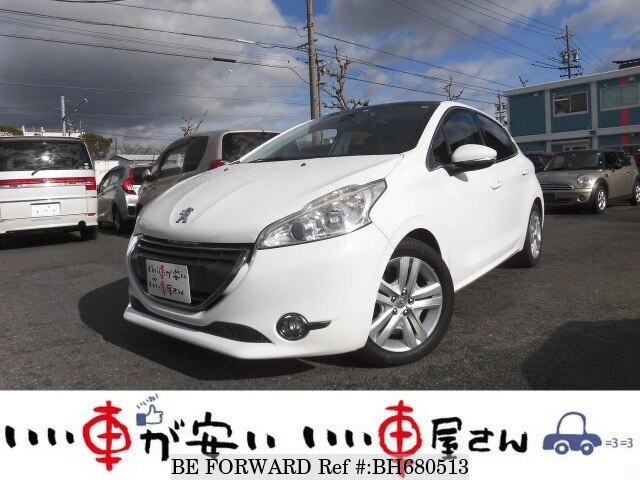 Used 2013 PEUGEOT 208 BH680513 for Sale