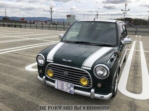 Used 2002 DAIHATSU MIRAGINO BH680559 for Sale