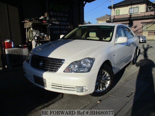 Used 2007 TOYOTA CROWN BH680577 for Sale
