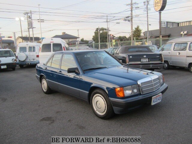 Used 1989 MERCEDES-BENZ E-CLASS BH680588 for Sale