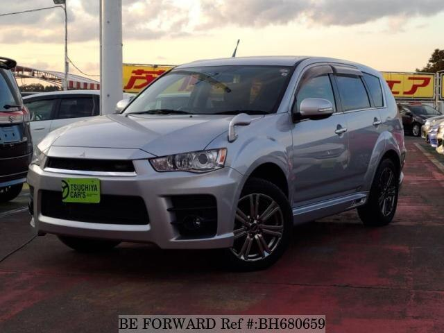 Used 2010 MITSUBISHI OUTLANDER BH680659 for Sale