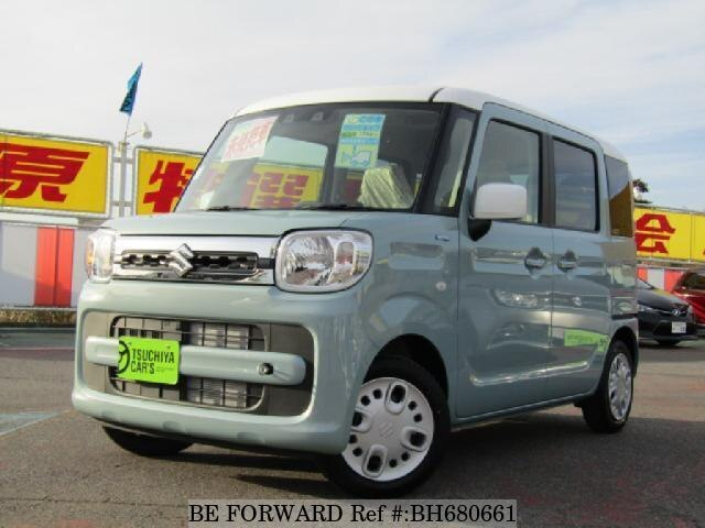 Used 2020 SUZUKI SPACIA BH680661 for Sale
