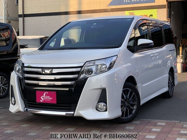 Used 2014 TOYOTA NOAH BH680682 for Sale