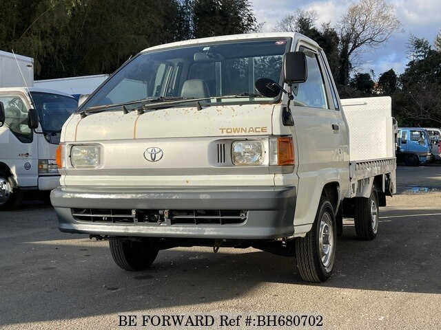 Used 1999 TOYOTA TOWNACE TRUCK BH680702 for Sale