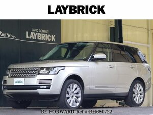 Used 2014 LAND ROVER RANGE ROVER BH680722 for Sale