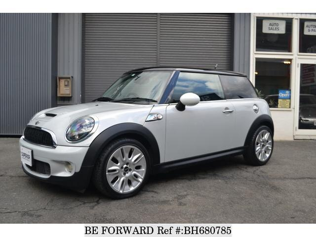 Used 2010 BMW MINI BH680785 for Sale