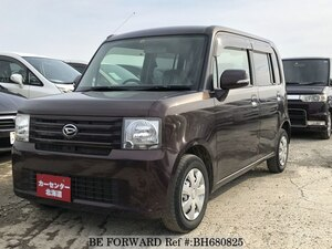 Used 2009 DAIHATSU MOVE CONTE BH680825 for Sale