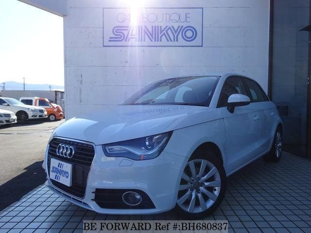 Used 2014 AUDI A1 BH680837 for Sale