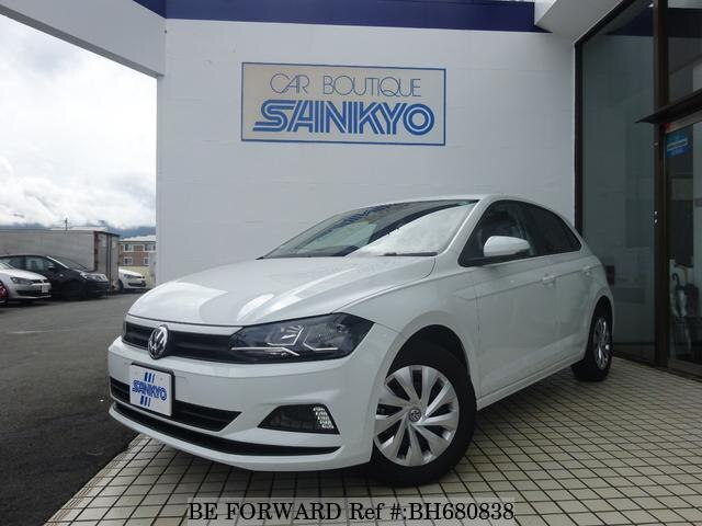 Used 2018 VOLKSWAGEN POLO BH680838 for Sale