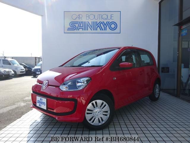 Used 2013 VOLKSWAGEN UP! BH680844 for Sale