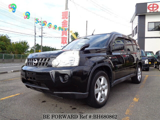 Used 2009 NISSAN X-TRAIL BH680862 for Sale