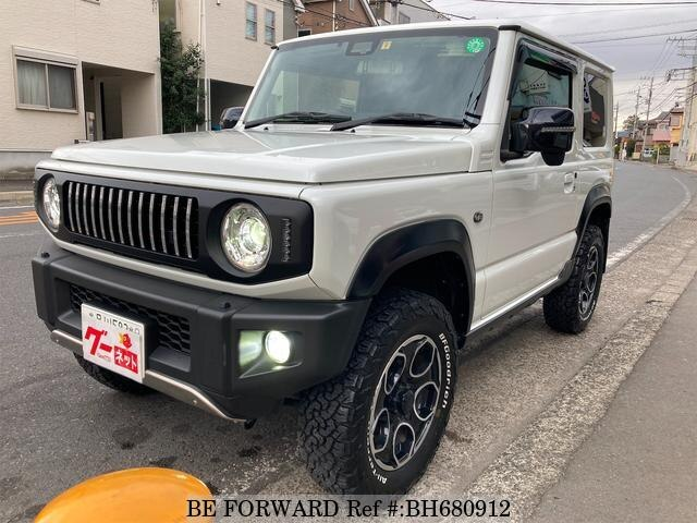 Used 2018 SUZUKI JIMNY BH680912 for Sale