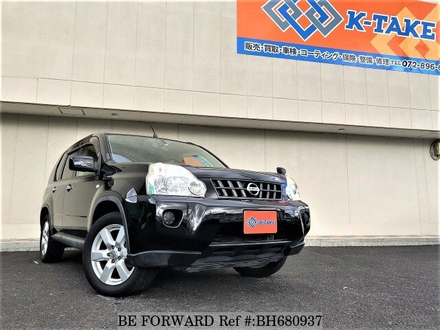 Used 2008 NISSAN X-TRAIL BH680937 for Sale