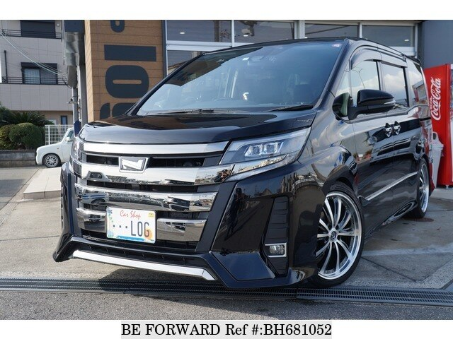 Used 2016 TOYOTA NOAH BH681052 for Sale