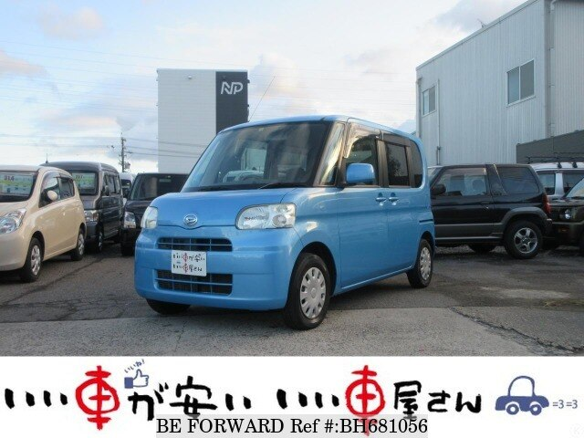 Used 2010 DAIHATSU TANTO BH681056 for Sale