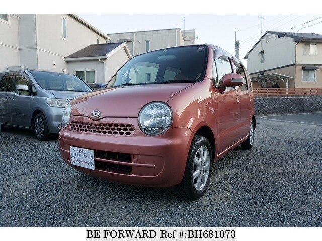 Used 2008 DAIHATSU MOVE LATTE BH681073 for Sale