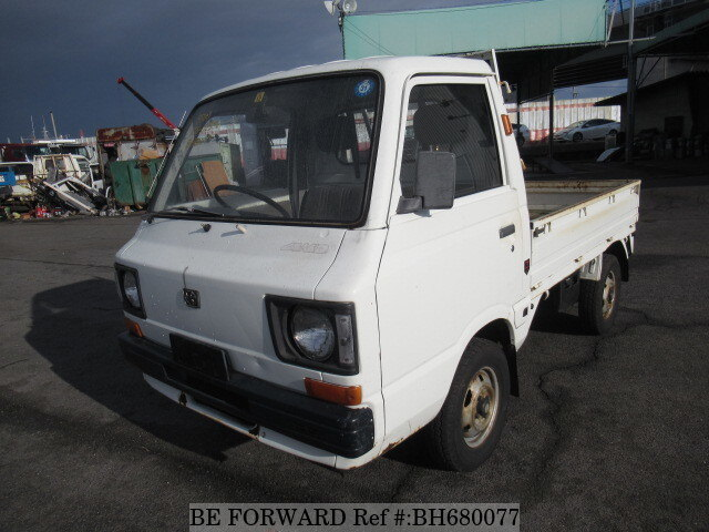 Used 1987 SUBARU SAMBAR TRUCK BH680077 for Sale