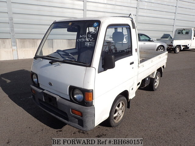 Used 1990 SUBARU SAMBAR TRUCK BH680157 for Sale