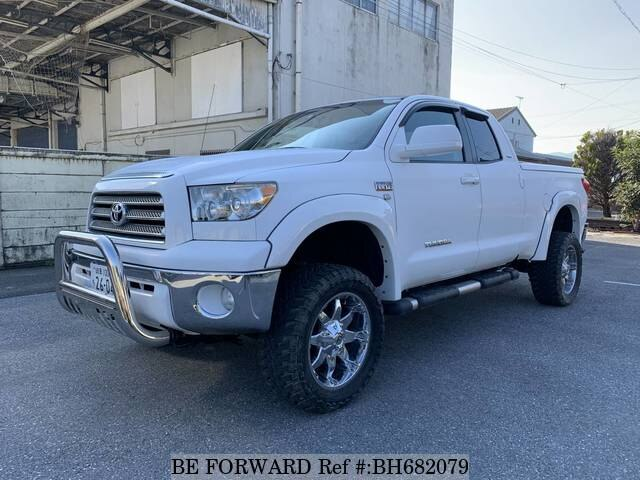 Used 2009 TOYOTA TUNDRA BH682079 for Sale