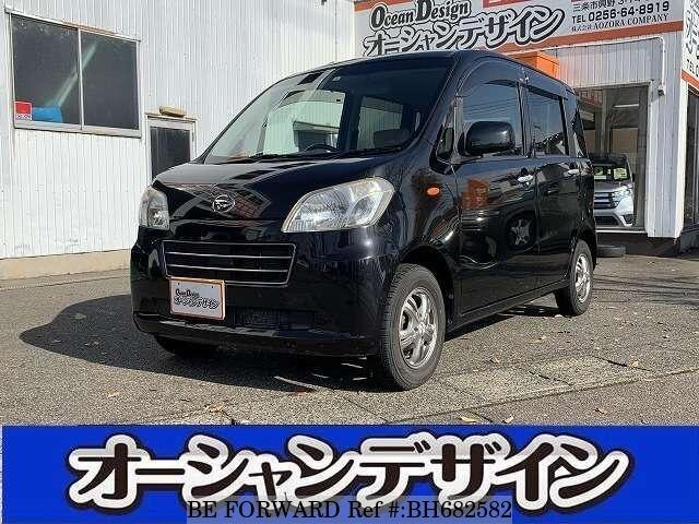 Used 2010 DAIHATSU TANTO EXE BH682582 for Sale