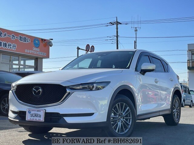 Used 2020 MAZDA CX-5 BH682691 for Sale