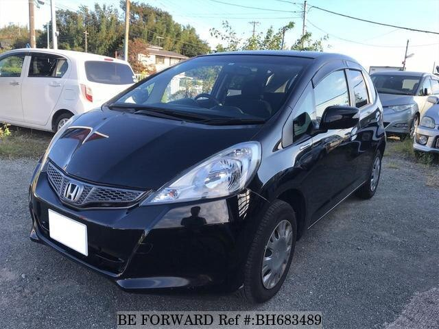 Used 2012 HONDA FIT BH683489 for Sale