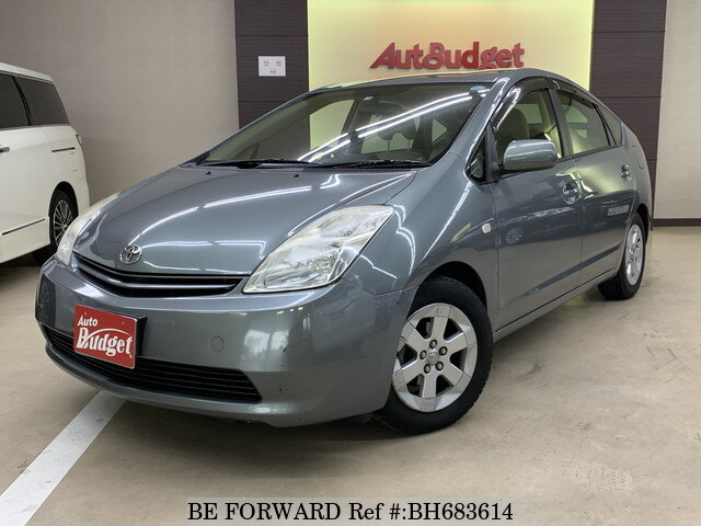 Used 2005 TOYOTA PRIUS BH683614 for Sale