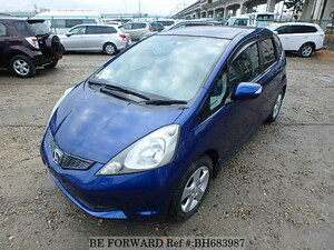 Used 2010 HONDA FIT BH683987 for Sale