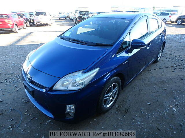 Used 2010 TOYOTA PRIUS BH683992 for Sale